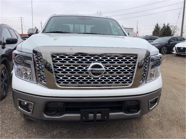 2018 Nissan Titan Platinum (Stk: U1096) in Cambridge - Image 2 of 5