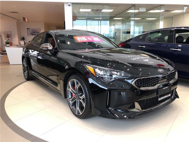 2019 Kia Stinger GT Limited (Stk: 19046) in Stouffville - Image 1 of 5