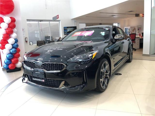 2019 Kia Stinger GT Limited (Stk: 19046) in Stouffville - Image 2 of 5