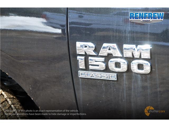 2019 RAM 1500 Classic ST (Stk: K091) in Renfrew - Image 7 of 20