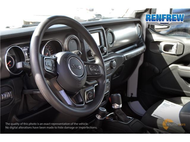 2019 Jeep Wrangler Sport (Stk: K176) in Renfrew - Image 9 of 20