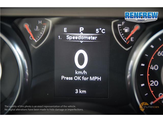 2019 Jeep Wrangler Sport (Stk: K176) in Renfrew - Image 12 of 20