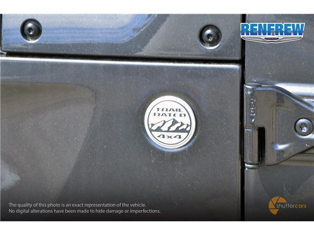 2019 Jeep Wrangler Unlimited Sport (Stk: K184) in Renfrew - Image 7 of 20