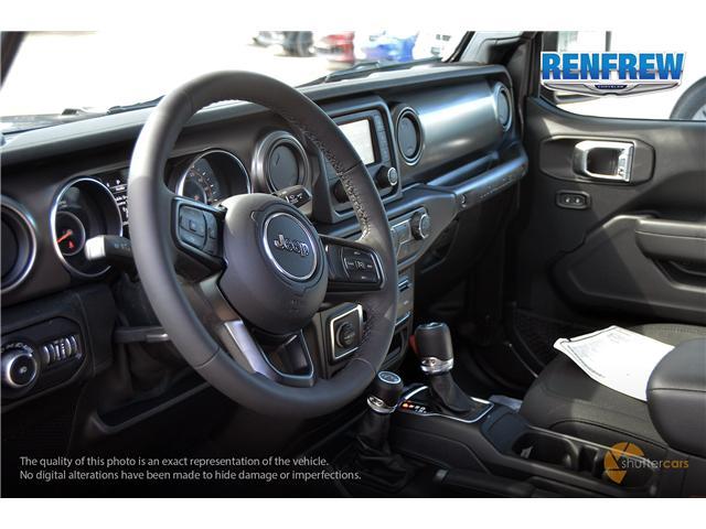 2019 Jeep Wrangler Unlimited Sport (Stk: K184) in Renfrew - Image 10 of 20