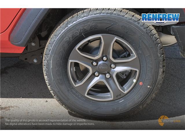 2019 Jeep Wrangler Unlimited Sport (Stk: K200) in Renfrew - Image 5 of 20