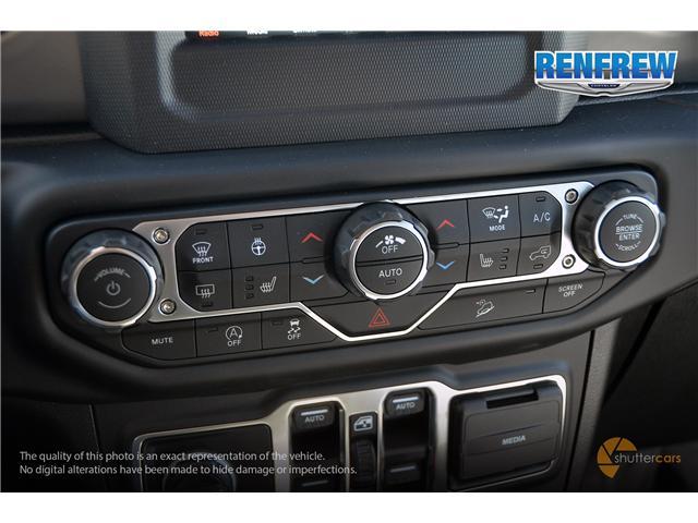 2019 Jeep Wrangler Unlimited Sport (Stk: K200) in Renfrew - Image 17 of 20