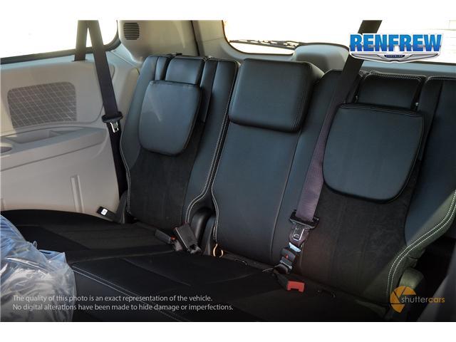 2019 Dodge Grand Caravan CVP/SXT (Stk: K201) in Renfrew - Image 8 of 20