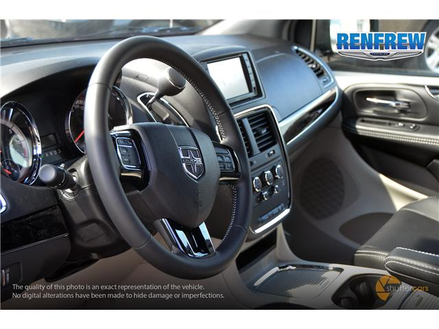 2019 Dodge Grand Caravan CVP/SXT (Stk: K201) in Renfrew - Image 11 of 20