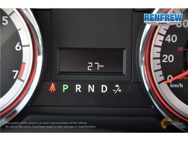 2019 Dodge Grand Caravan CVP/SXT (Stk: K201) in Renfrew - Image 14 of 20