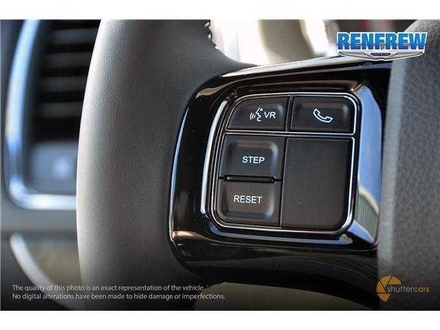 2019 Dodge Grand Caravan CVP/SXT (Stk: K201) in Renfrew - Image 20 of 20