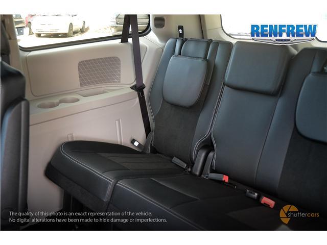2019 Dodge Grand Caravan CVP/SXT (Stk: K205) in Renfrew - Image 8 of 20