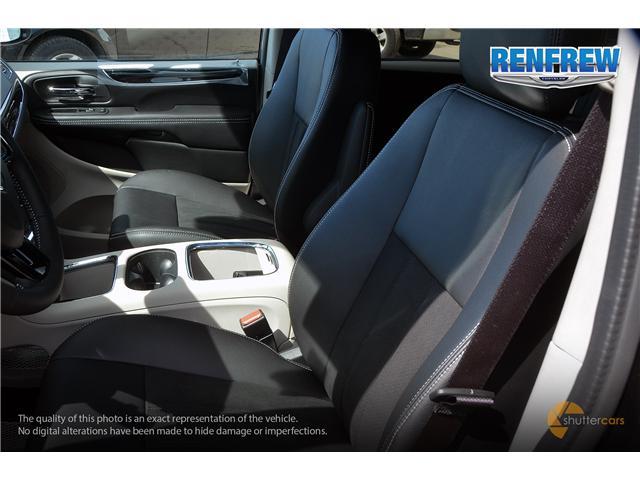 2019 Dodge Grand Caravan CVP/SXT (Stk: K205) in Renfrew - Image 12 of 20