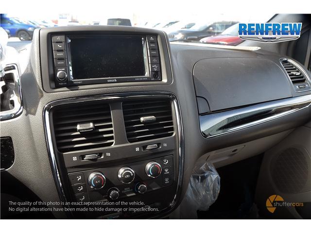 2019 Dodge Grand Caravan CVP/SXT (Stk: K205) in Renfrew - Image 15 of 20