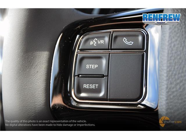 2019 Dodge Grand Caravan CVP/SXT (Stk: K205) in Renfrew - Image 19 of 20