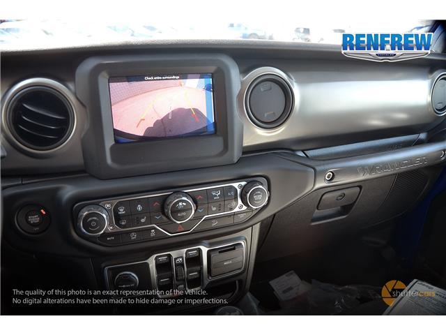 2019 Jeep Wrangler Unlimited Sport (Stk: K212) in Renfrew - Image 15 of 20