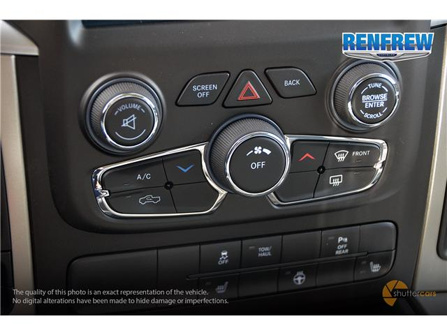 2019 RAM 1500 Classic SLT (Stk: K213) in Renfrew - Image 15 of 20