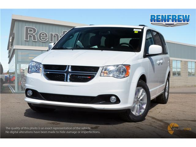 2019 Dodge Grand Caravan CVP/SXT (Stk: K214) in Renfrew - Image 1 of 20