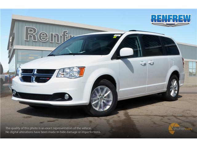 2019 Dodge Grand Caravan CVP/SXT (Stk: K214) in Renfrew - Image 2 of 20
