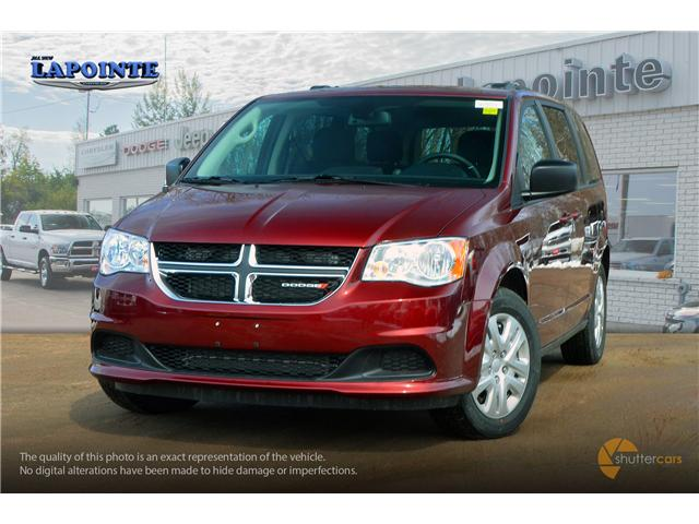2019 Dodge Grand Caravan CVP/SXT (Stk: 19189) in Pembroke - Image 1 of 20