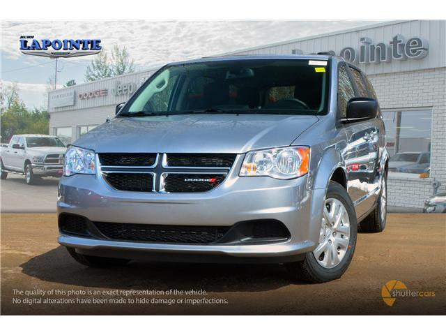 2019 Dodge Grand Caravan CVP/SXT (Stk: 19190) in Pembroke - Image 1 of 20