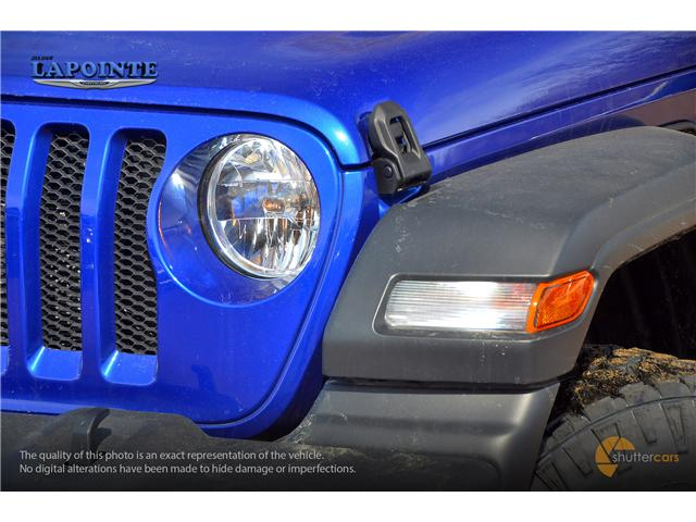 2019 Jeep Wrangler Sport (Stk: 19264) in Pembroke - Image 7 of 20