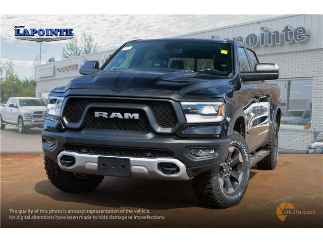 2019 RAM 1500 Rebel (Stk: 19292) in Pembroke - Image 1 of 20