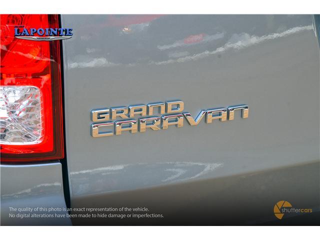 2019 Dodge Grand Caravan CVP/SXT (Stk: 19294) in Pembroke - Image 5 of 20