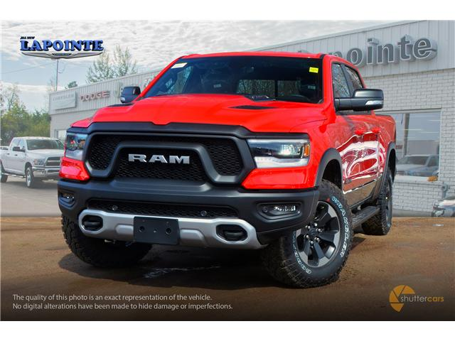 2019 RAM 1500 Rebel (Stk: 19295) in Pembroke - Image 1 of 20