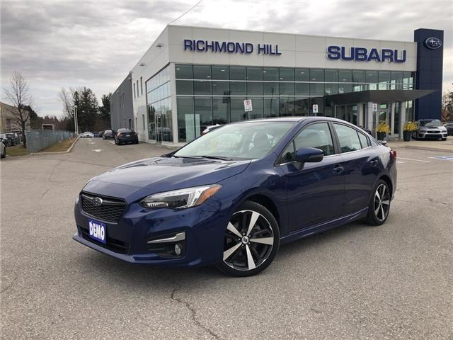 2018 Subaru Impreza Sport-tech (Stk: 31058) in RICHMOND HILL - Image 1 of 24