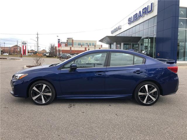 2018 Subaru Impreza Sport-tech (Stk: 31058) in RICHMOND HILL - Image 2 of 24