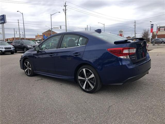 2018 Subaru Impreza Sport-tech (Stk: 31058) in RICHMOND HILL - Image 3 of 24