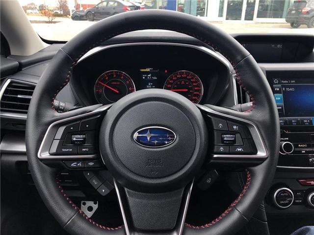 2018 Subaru Impreza Sport-tech (Stk: 31058) in RICHMOND HILL - Image 11 of 24