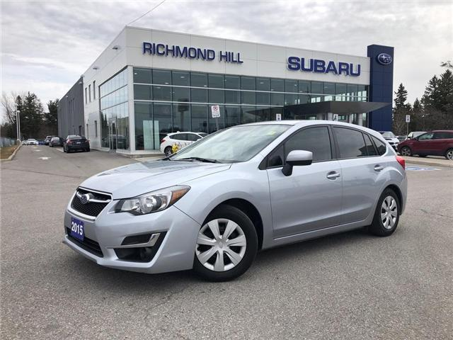 2015 Subaru Impreza  (Stk: LP0250) in RICHMOND HILL - Image 1 of 19