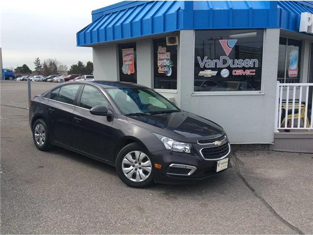 2015 Chevrolet Cruze LT 1LT (Stk: B7371) in Ajax - Image 1 of 20