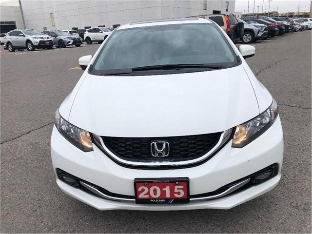 2015 Honda Civic Touring (Stk: 014493T) in Brampton - Image 8 of 15