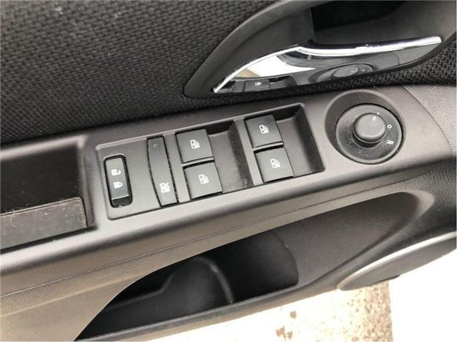 2016 Chevrolet Cruze Limited 1LT (Stk: 187774T) in Brampton - Image 10 of 11