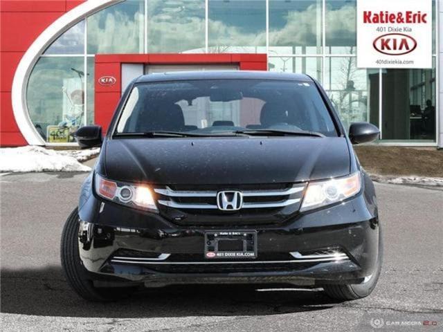 2015 Honda Odyssey EX-L (Stk: K3050) in Mississauga - Image 2 of 25