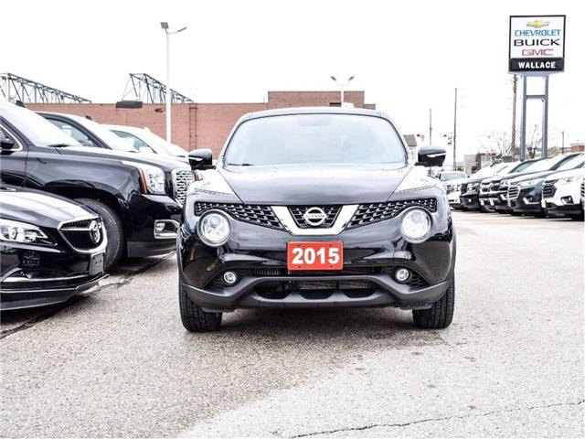 2015 Nissan Juke SL/SUNRF/HTD LTHR SEATS/NAV/7-SPKR/KEYLESS/LOADED! (Stk: 113832A) in Milton - Image 2 of 30