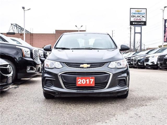2017 Chevrolet Sonic LT/HTD SEATS/BACKUP CAM/RMTE STRT/7-INCH SCRN (Stk: PR5057) in Milton - Image 2 of 26