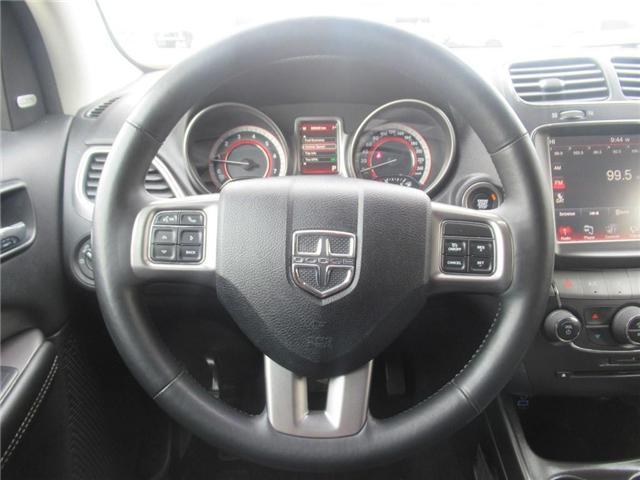2017 Dodge Journey Crossroad, FULLY LOADED! (Stk: 9803300A) in Brampton - Image 10 of 30