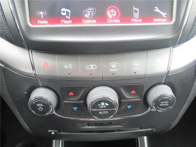 2017 Dodge Journey Crossroad, FULLY LOADED! (Stk: 9803300A) in Brampton - Image 16 of 30