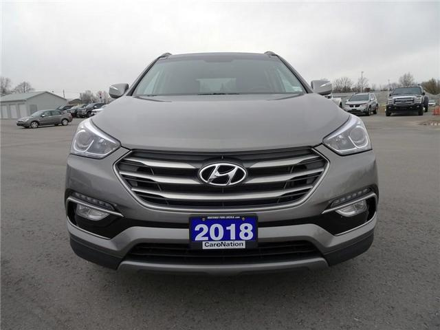 2018 Hyundai Santa Fe Sport SE | AWD | PWR HTD LEATHER | PANO ROOF | (Stk: DR124) in Brantford - Image 2 of 41