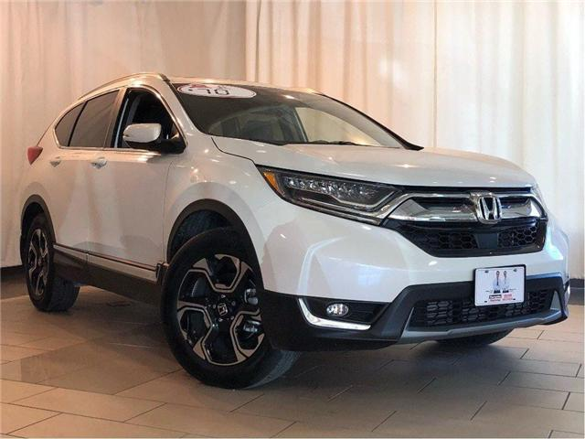 2018 Honda CR-V Touring|Warranty till 2026 or 200,000 km (Stk: 38692) in Toronto - Image 1 of 30