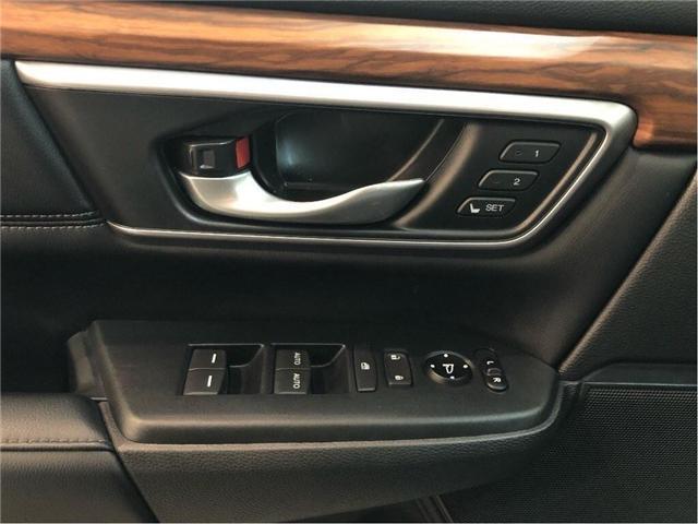 2018 Honda CR-V Touring|Warranty till 2026 or 200,000 km (Stk: 38692) in Toronto - Image 18 of 30