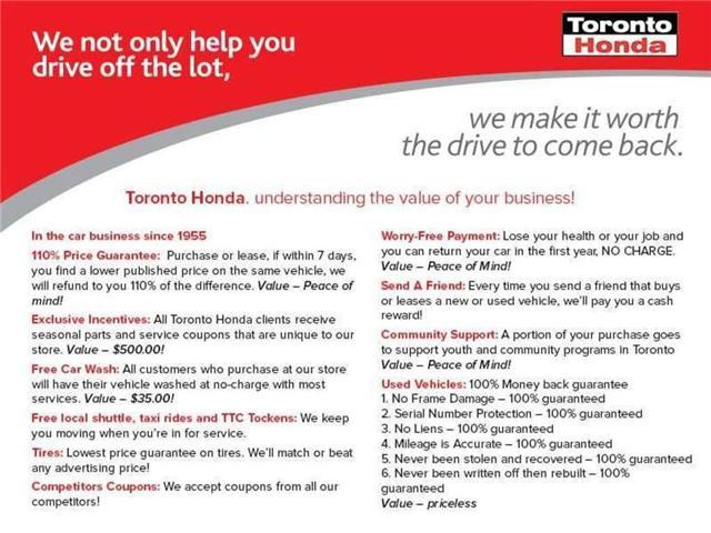 2018 Honda CR-V Touring|Warranty till 2026 or 200,000 km (Stk: 38692) in Toronto - Image 28 of 30