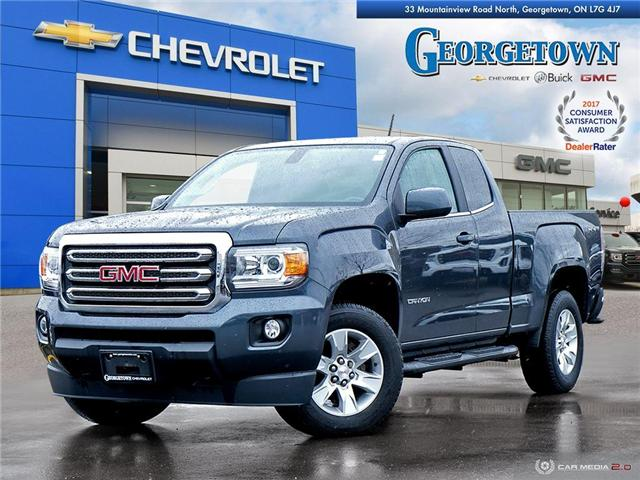 2016 GMC Canyon SLE (Stk: 21671) in Georgetown - Image 1 of 28