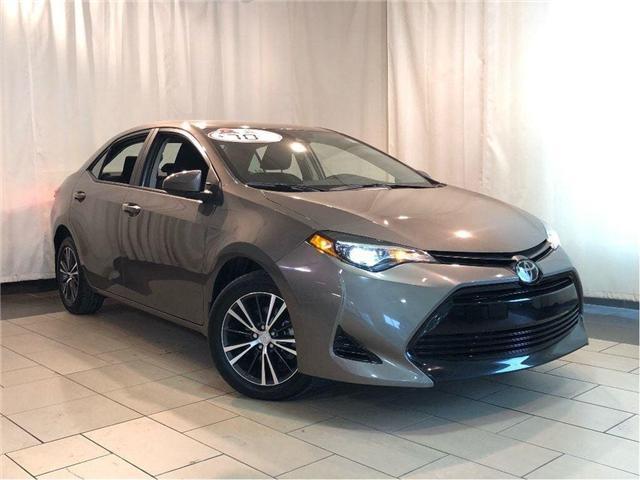 2019 Toyota Corolla LE|SUNROOF (Stk: K31611) in Toronto - Image 1 of 30