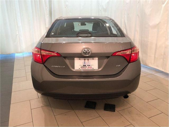 2019 Toyota Corolla LE|SUNROOF (Stk: K31611) in Toronto - Image 5 of 30