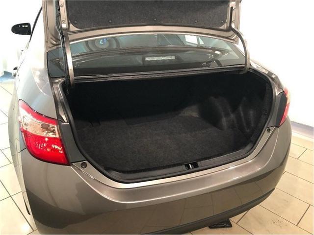 2019 Toyota Corolla LE|SUNROOF (Stk: K31611) in Toronto - Image 25 of 30