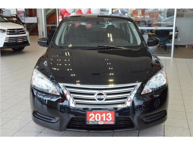 2013 Nissan Sentra  (Stk: 668732) in Milton - Image 2 of 35